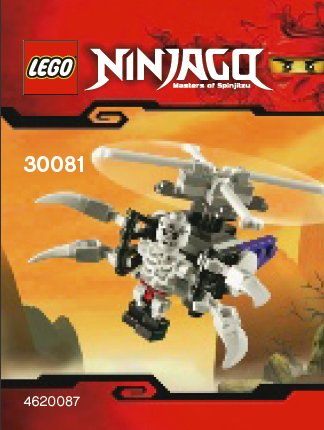 lego ninjago brickmaster instructions