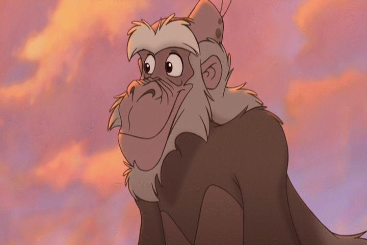 Tarzan 2 Characters Zugor - Disney ...
