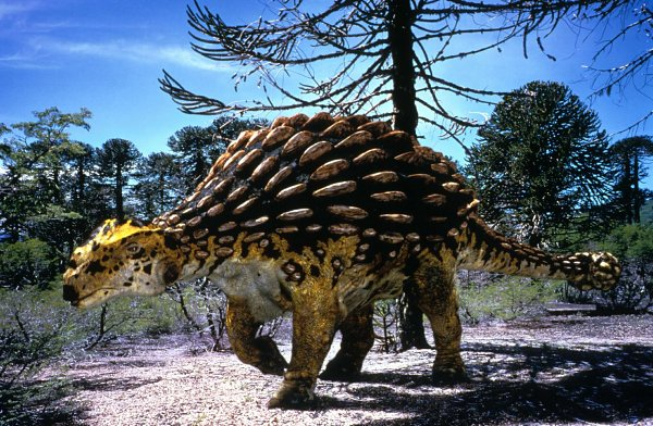 Ankylosaurus - Walking with Dinosaurs Wiki