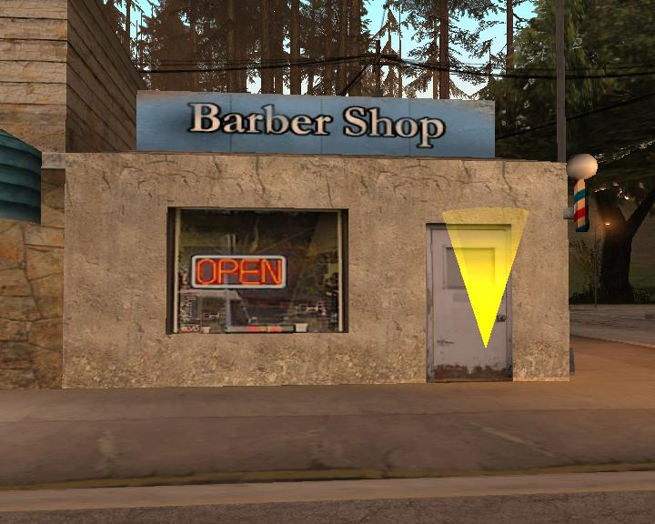 Barber Shop La Quinta : Barber Shop - Grand Theft Auto Encyclopedia - GTA wiki: GTA III, Vice ...
