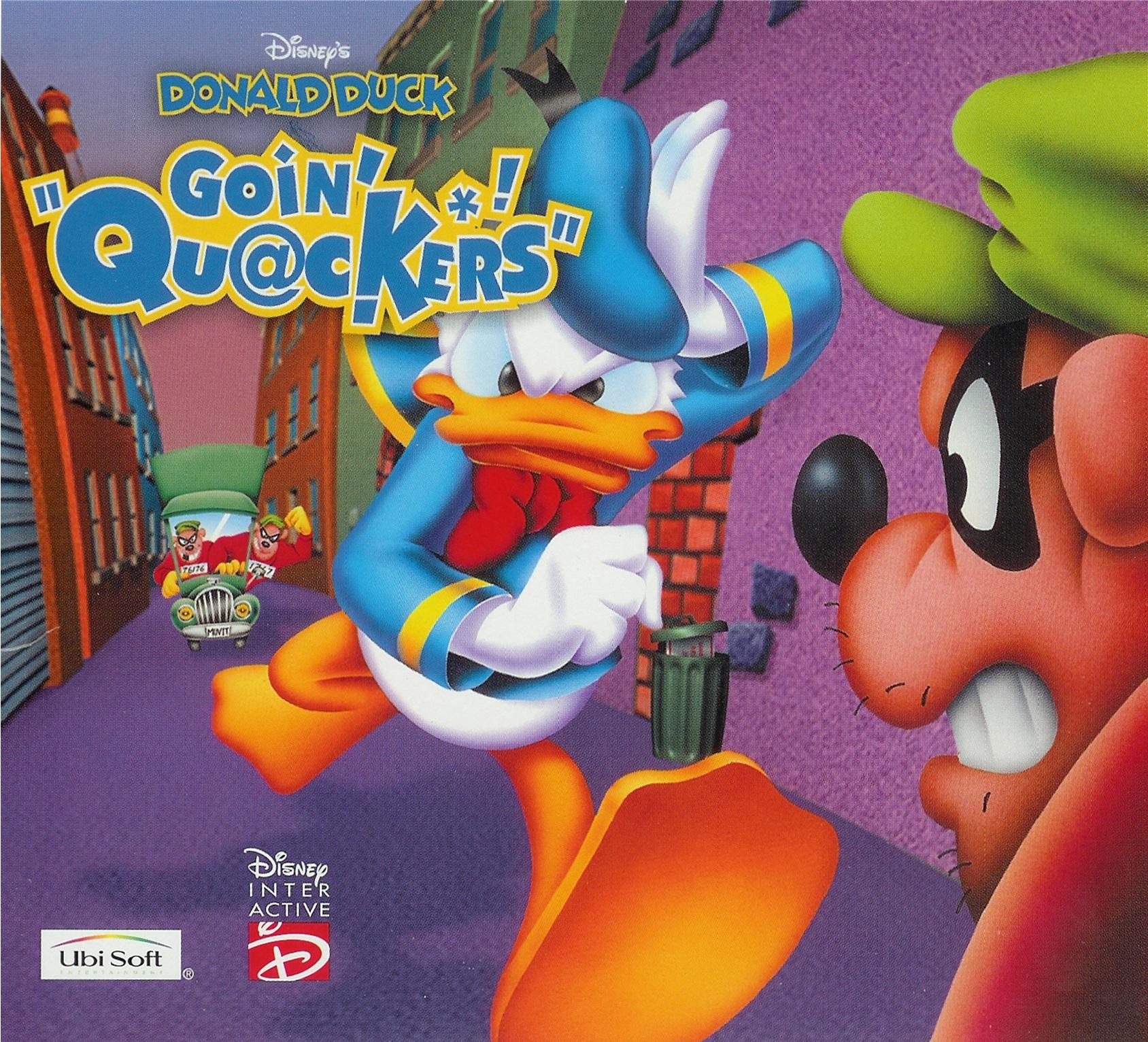 ducktails игра