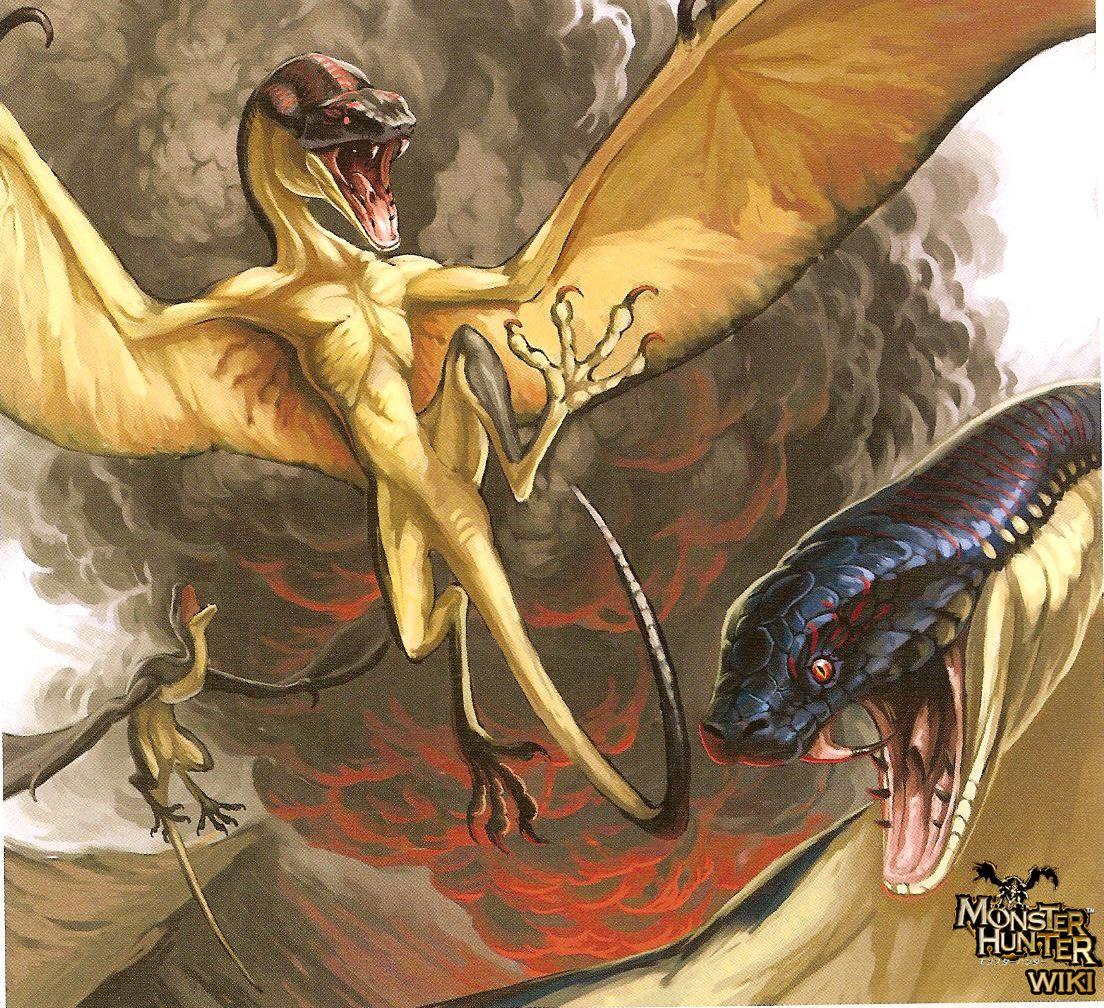 Remobra - The Monster Hunter Wiki - Monster Hunter ...
