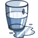 Dribble Glass-icon