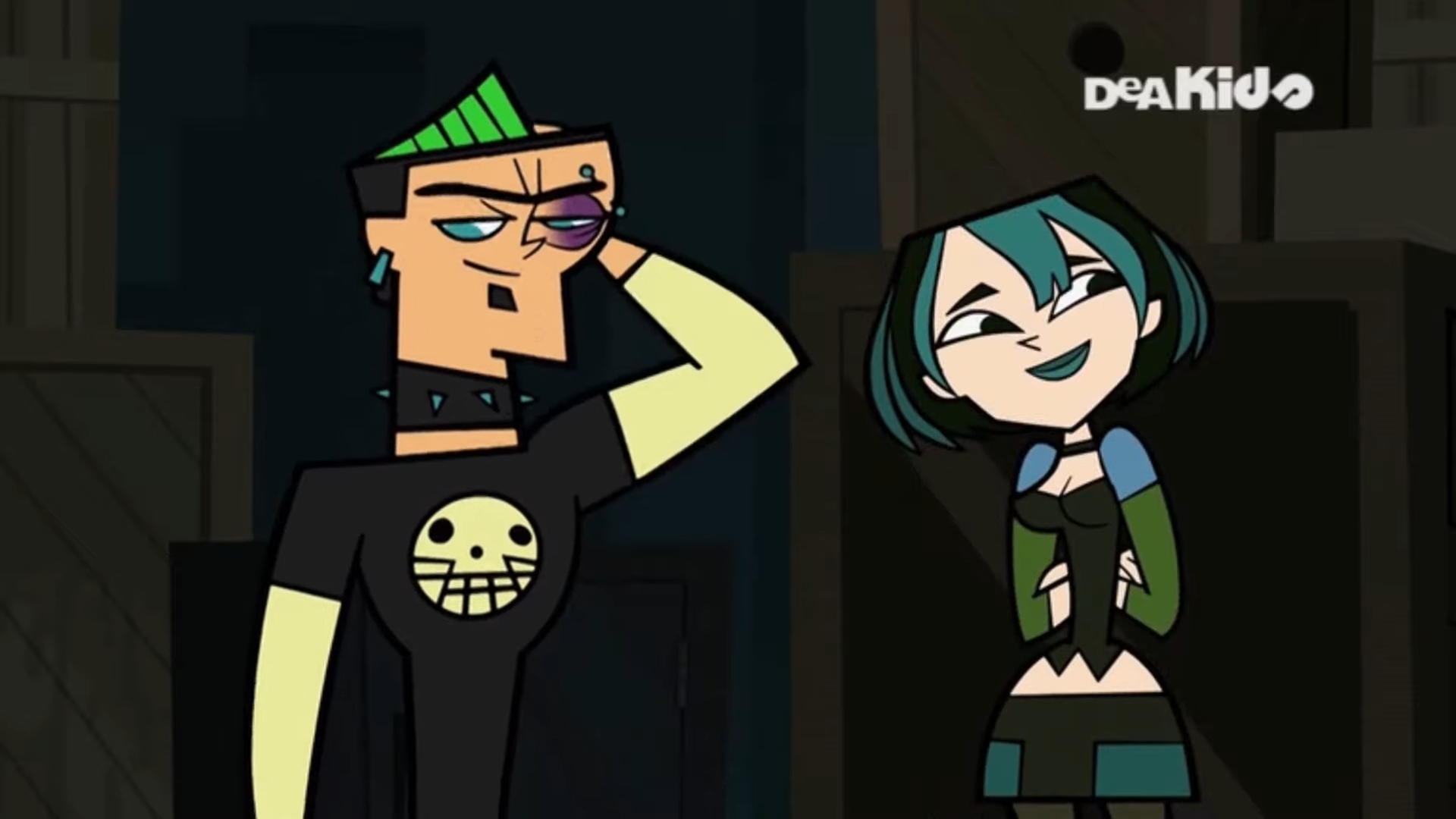 total drama action duncan and gwen relationship