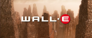 WALL•E title card