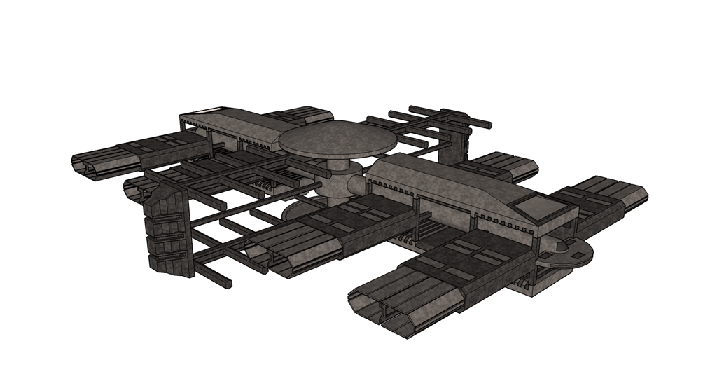 unsc space station huge - photo #9