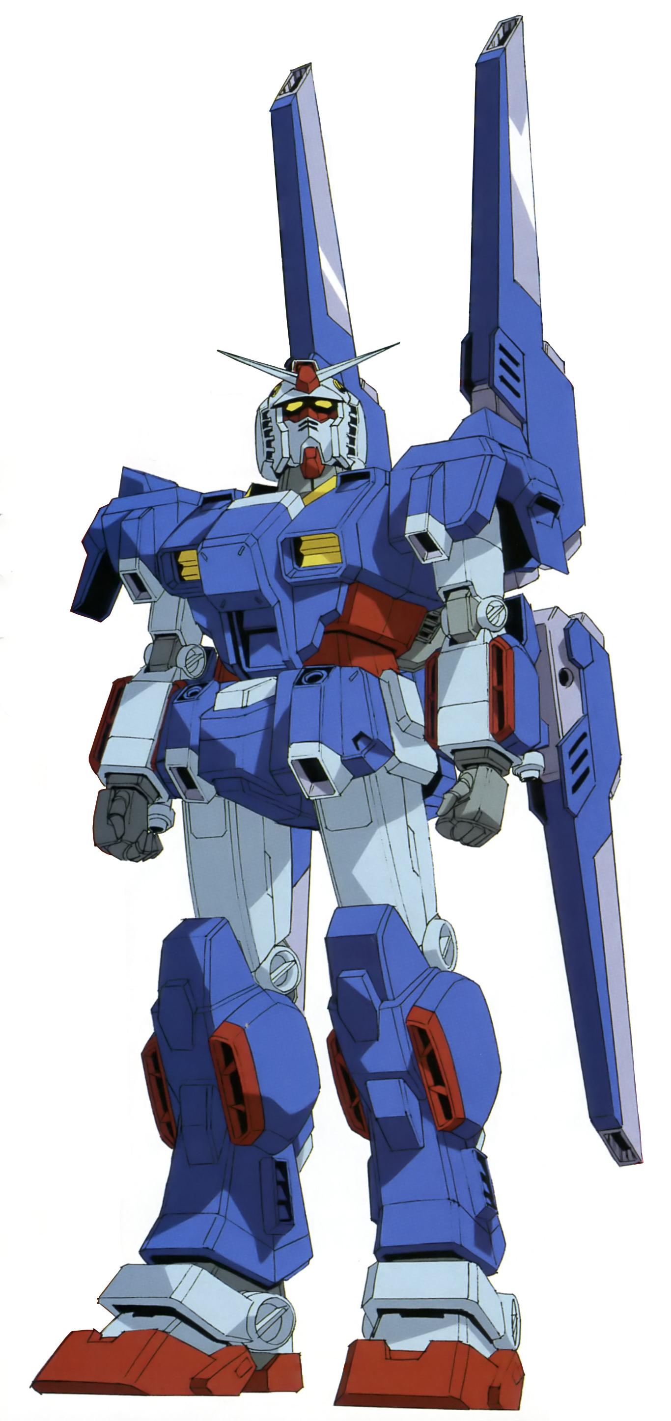 GPB-X78-30 Forever Gundam - Gundam Wiki