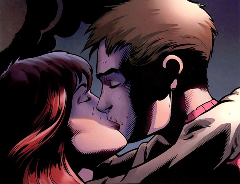 Peter Parker (Earth-1610) and Mary Jane Watson (Earth-1610 ...