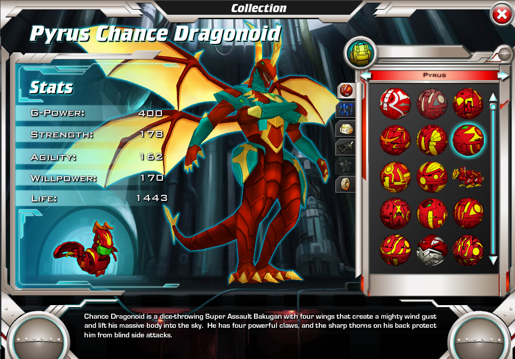 Bakugan Dimensions | Bakugan