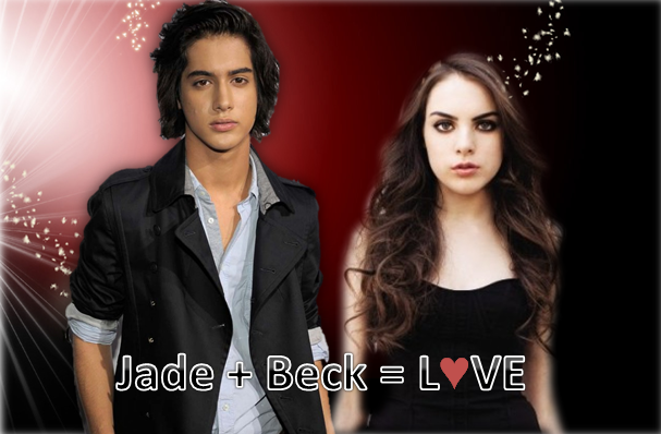 Are jade and beck from victorious dating in real life