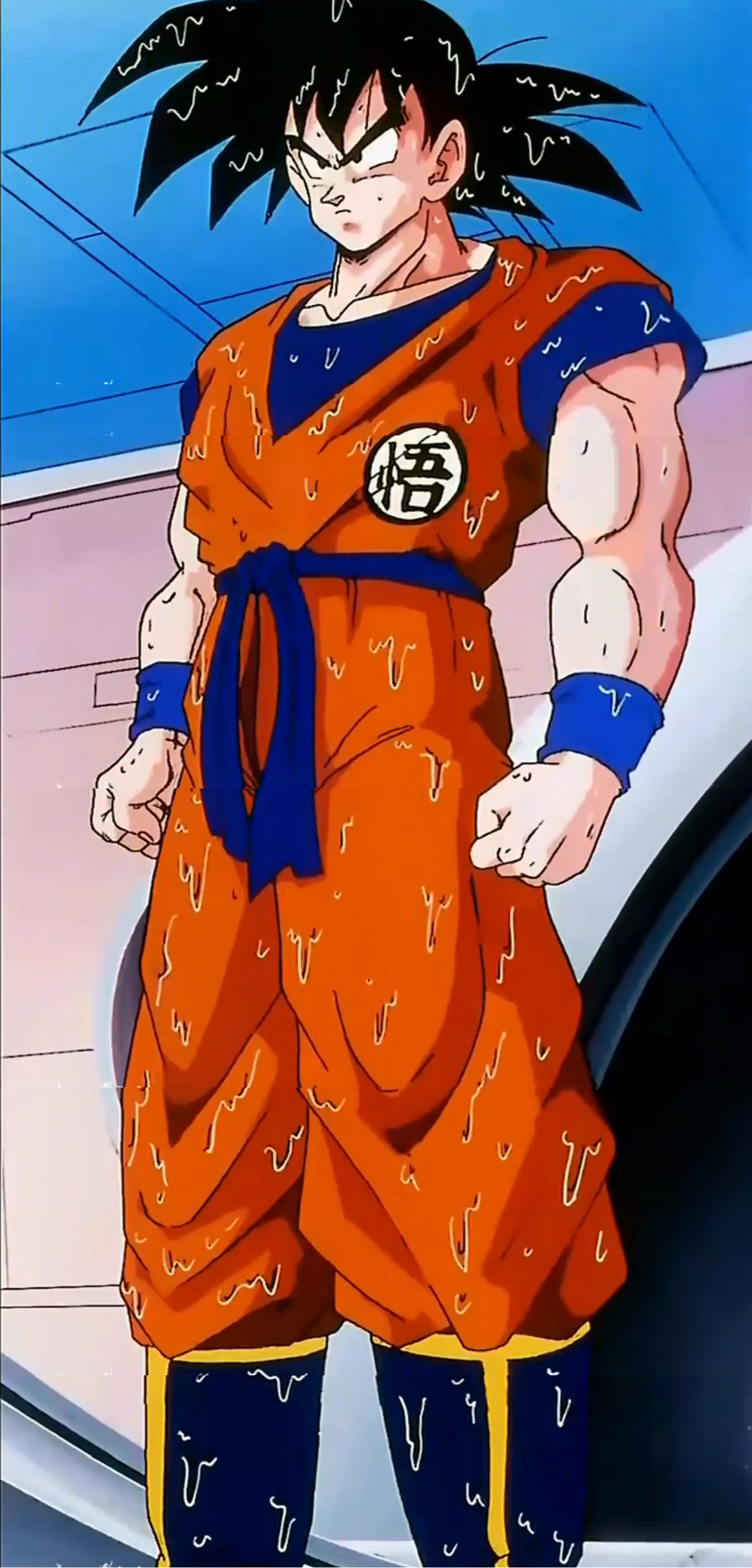 The renewed goku dragon ball wiki - Dragon ball z goku son ...
