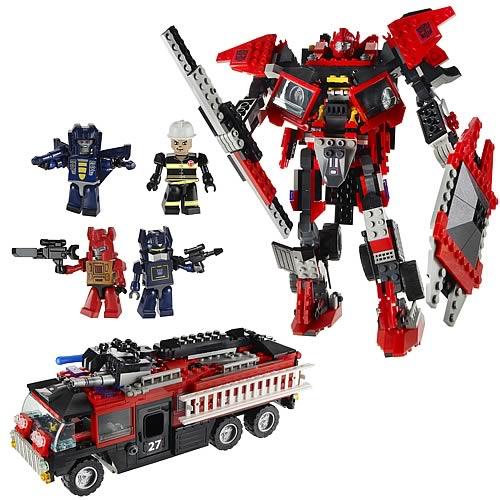Jouets Transformers ― Robot Heroes, Bot Shots, Hero Mashers, Kre-O, ConstructBots, Q-Transformers & BotBots - Page 8 Kreo-sentinelprime-toy