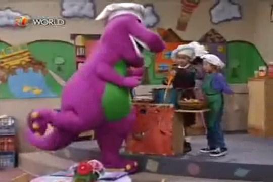 Mish Mash Soup Barney Wiki