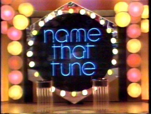 Name That Tune: Name That Tune (game Show)