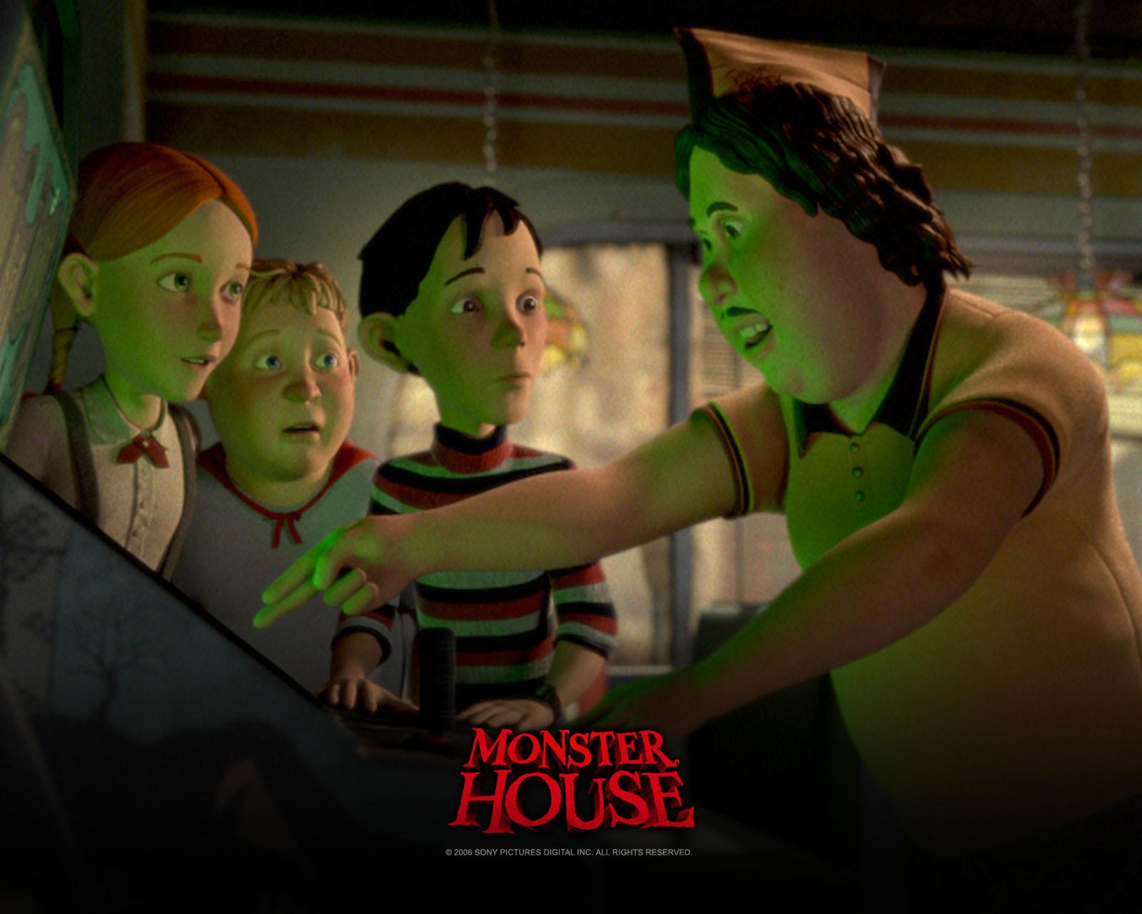 Monster House - Halloween Wiki