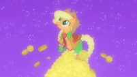 "Applejack fantasy ""I'll earn a lot of money"" S1E26"
