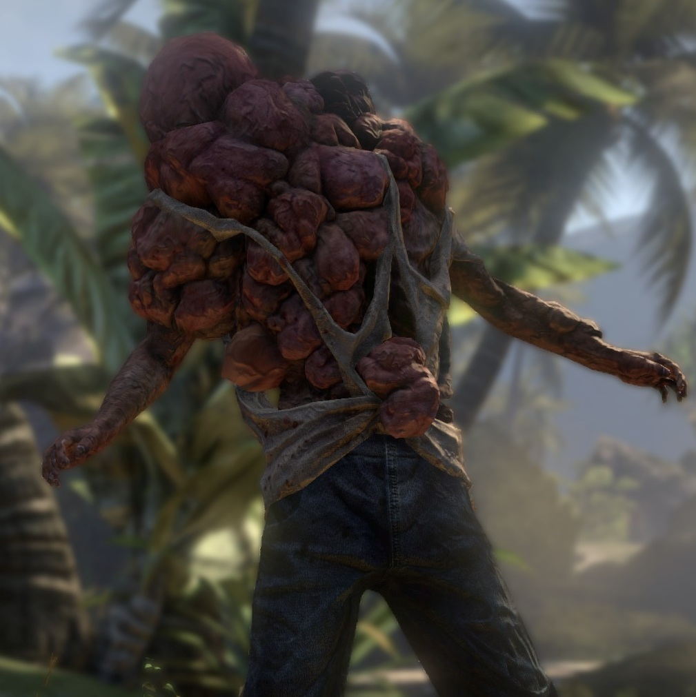 Dead Island Riptide Suicider Meat