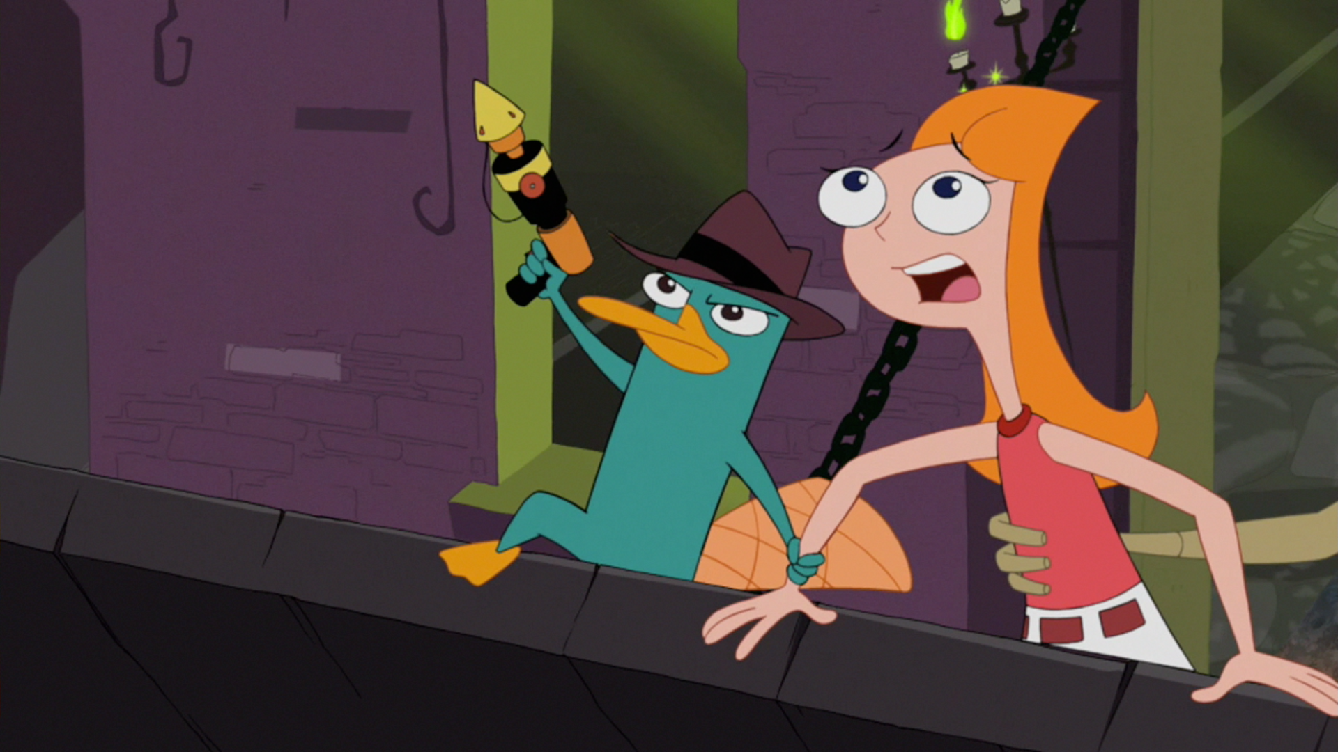 phineas and candace relationship