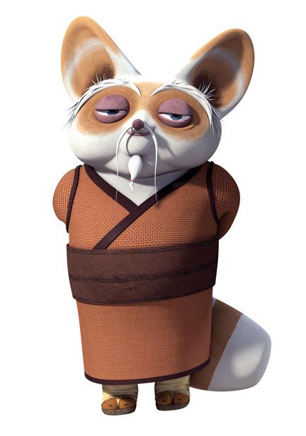 Image shifu kung fu panda wiki the online - Kung fu panda shifu ...