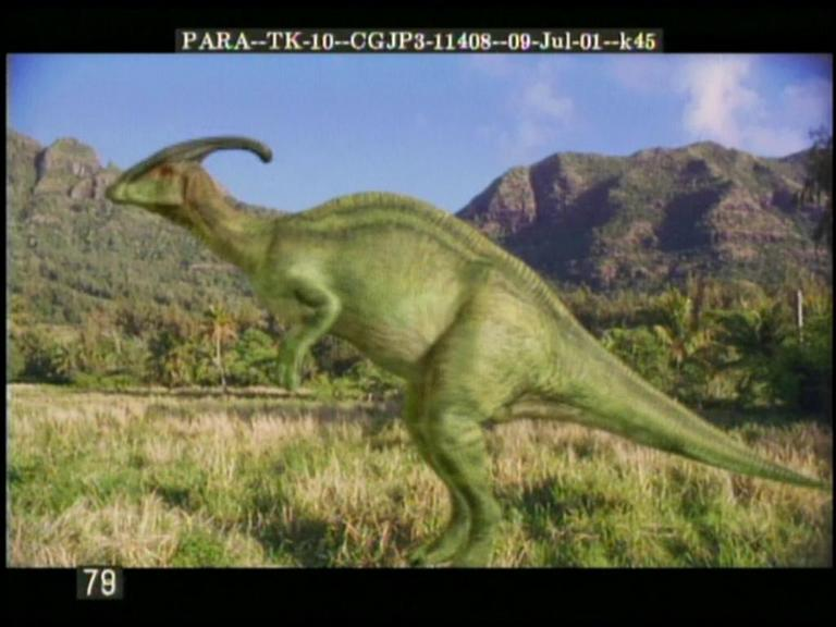 Parasaurolophus - Jurassic Park Wiki