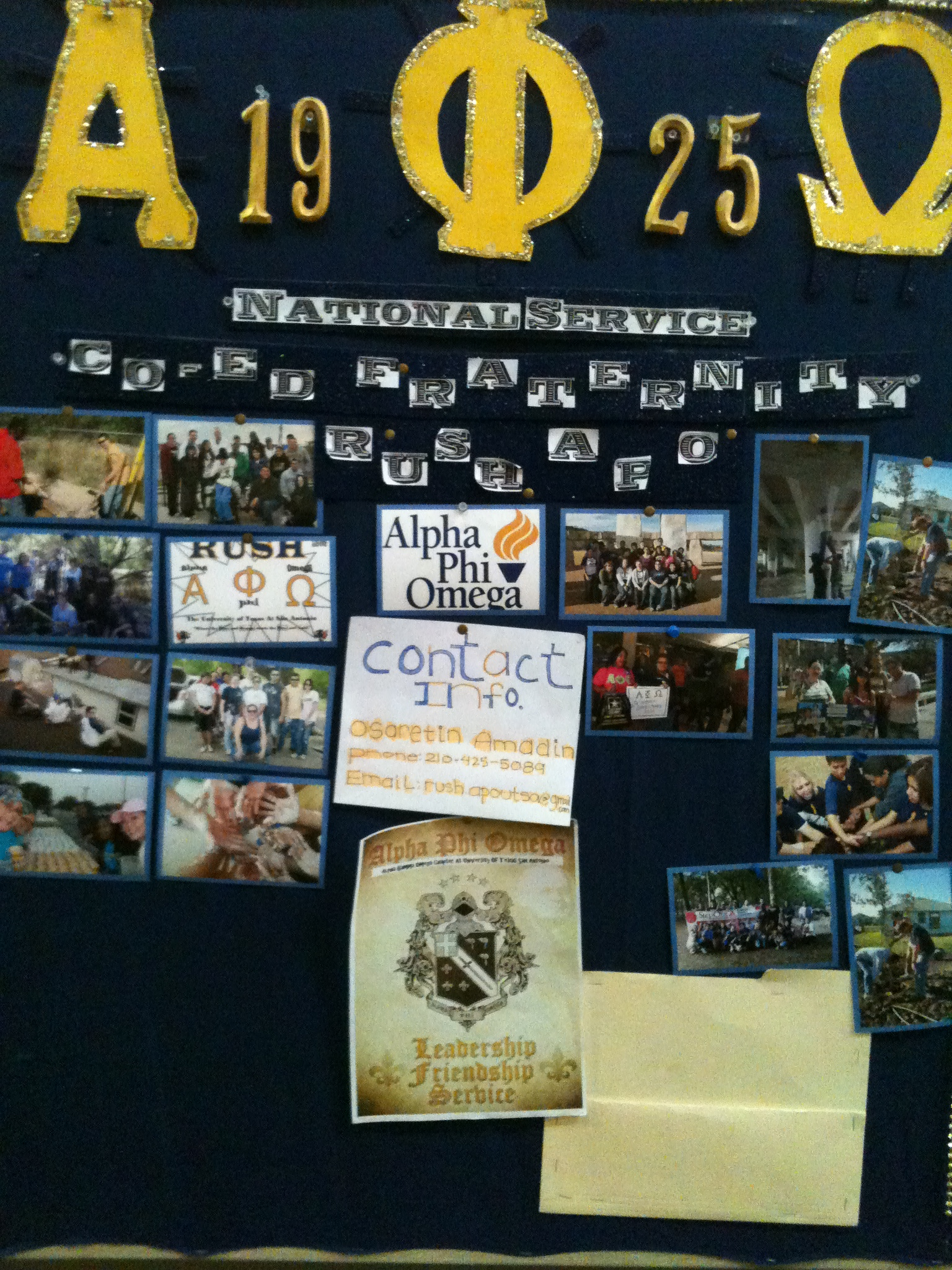 Related Pictures Alpha Phi Omega Logos