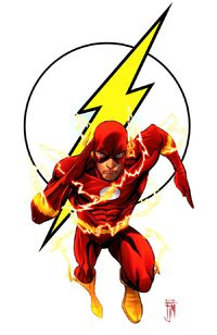 "The Flash (Bartholomew Henry ""Barry"" Allen)"