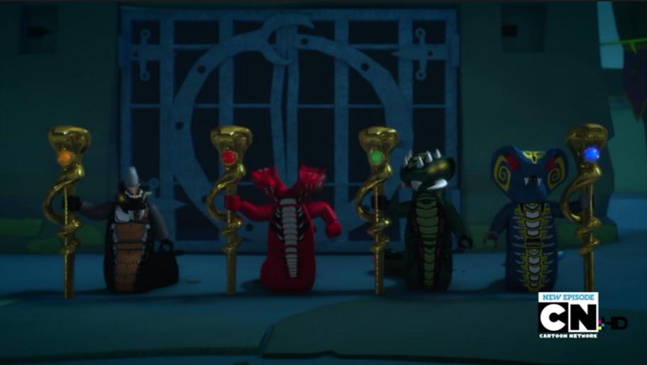 LEGO Ninjago Snake General's