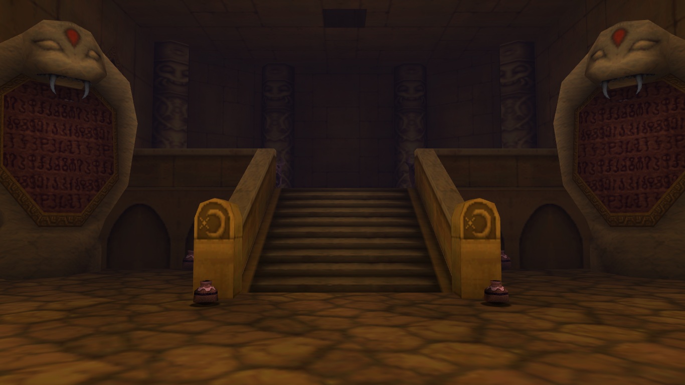 Best Dungeon in Ocarina of Time? - Page 4 - Classic Zelda