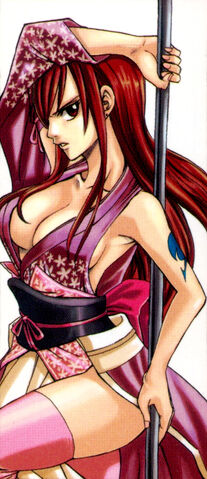 Fruit de Titania, Erza Scarlet no Chikara ! 207px-Robe_of_Yuen_from_Manga_Cover