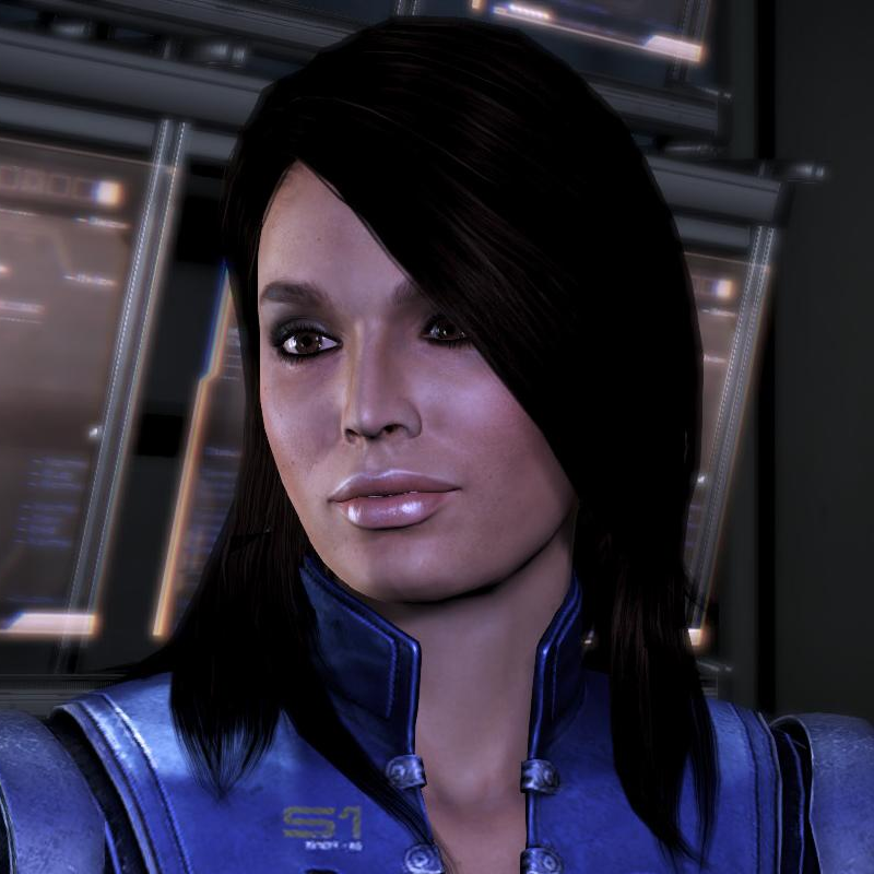 mass effect 3 how to change hair color