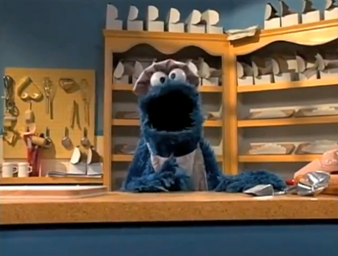 Cookie Monster's Best Bites - Muppet Wiki