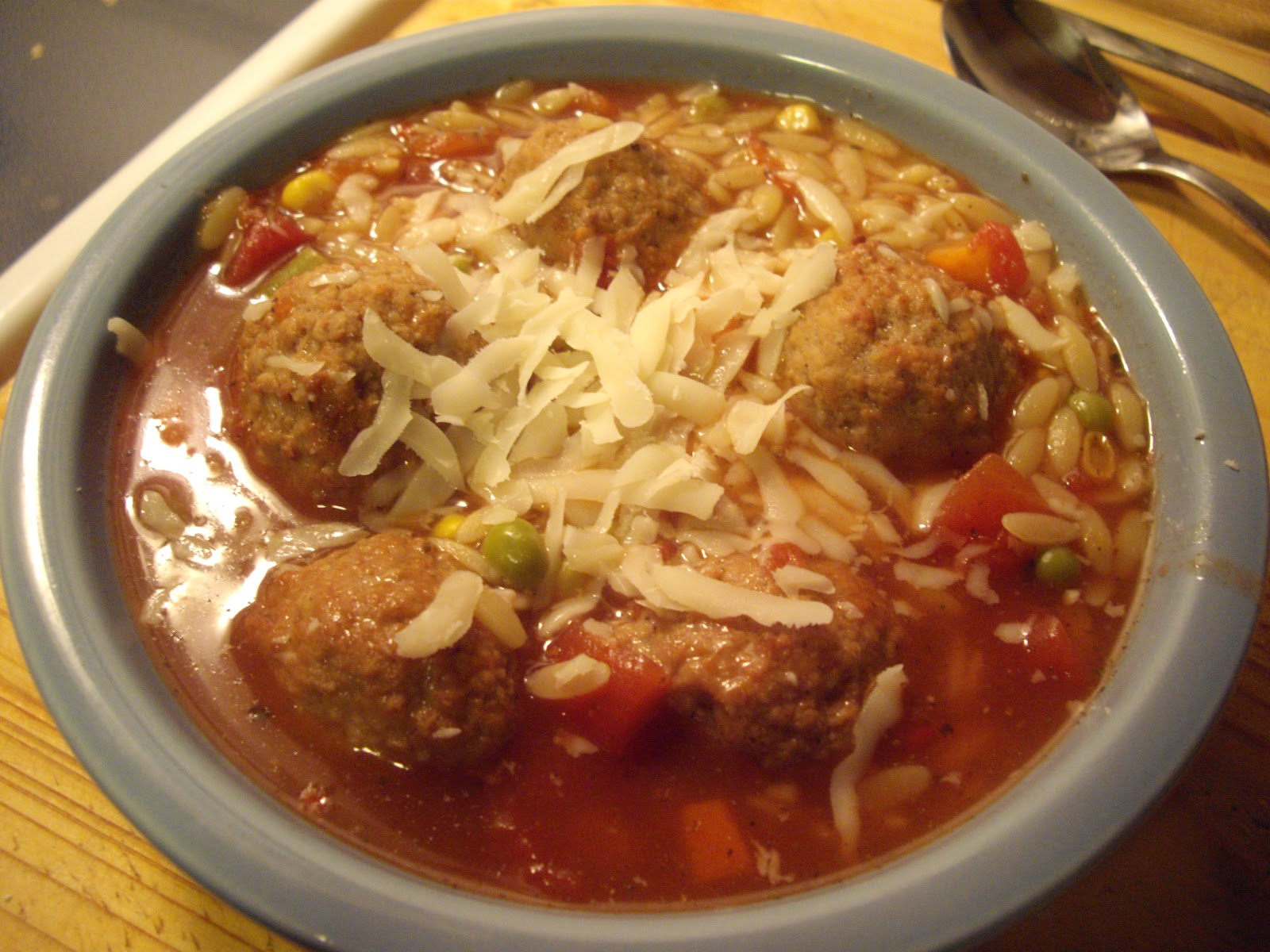 Italian Meatball Soup - Healthy Recipes Wiki, a community passionate ...