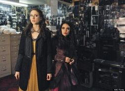 Mona and Spencer