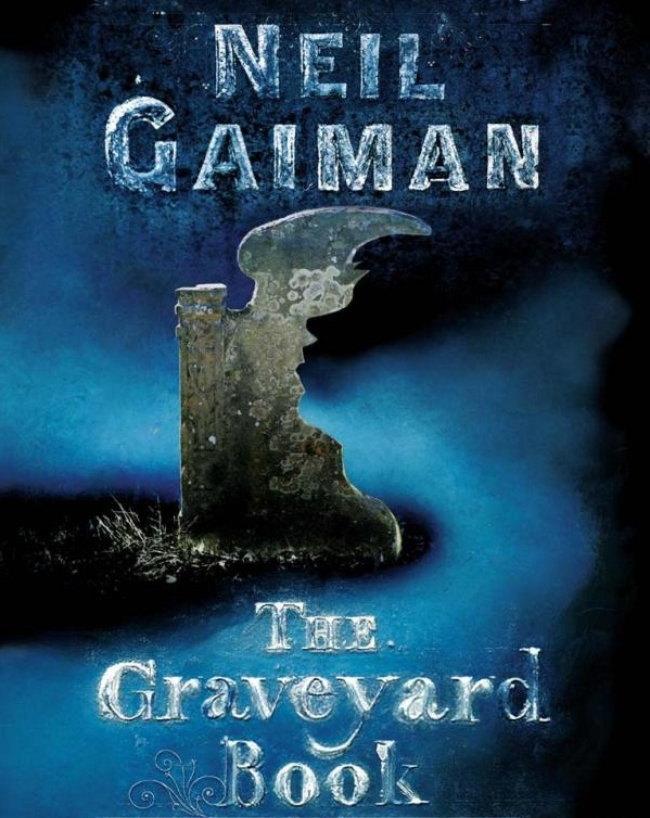 book report for the graveyard book