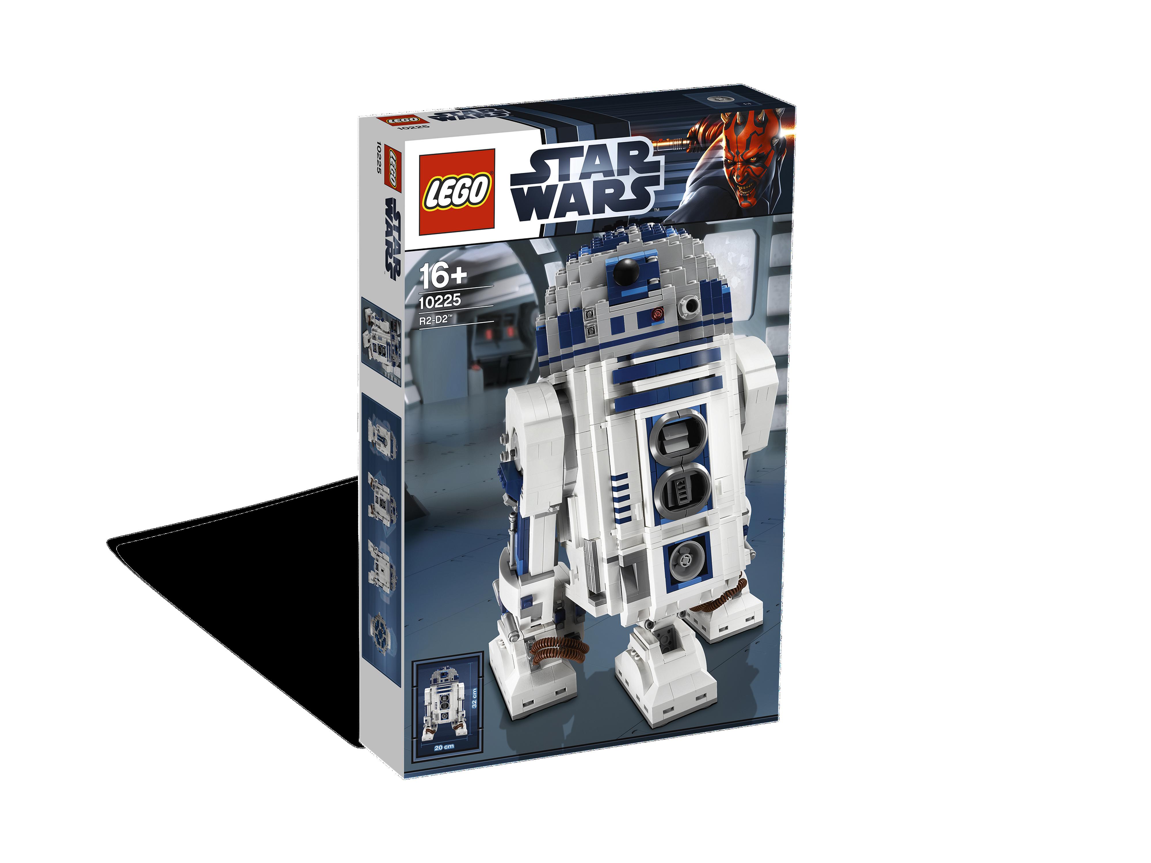 10225 r2 d2 brickipedia the lego wiki - Lego starwars r2d2 ...