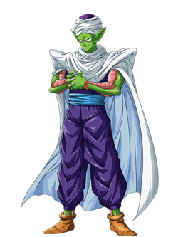 Piccolo Fin DB Render