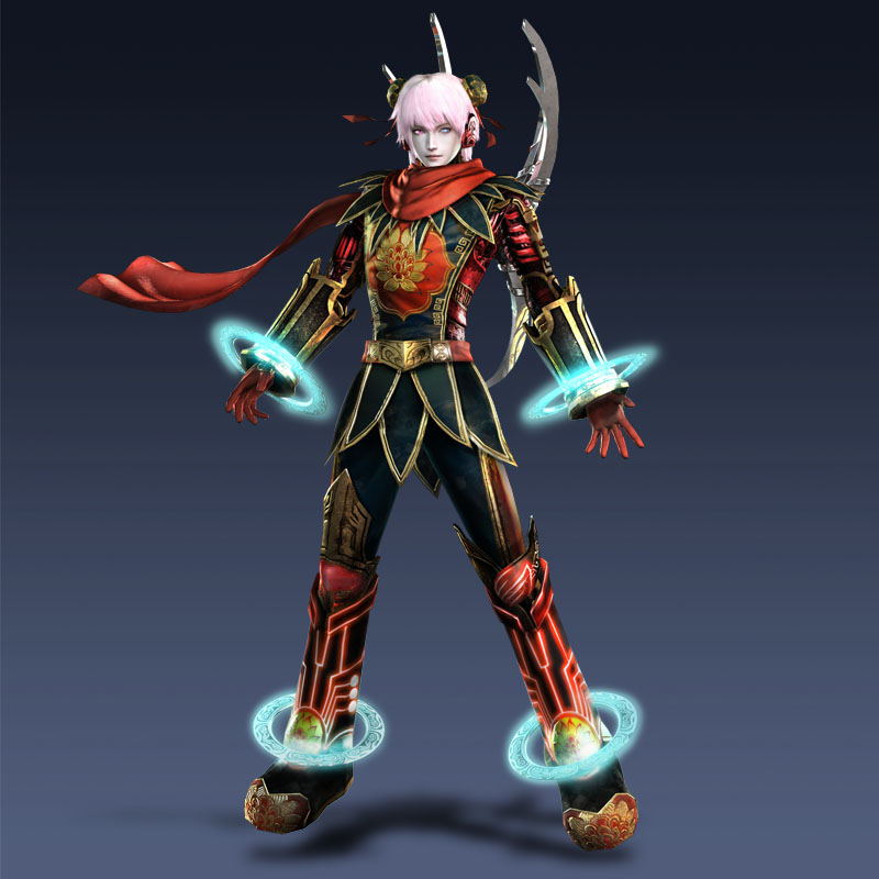 Warriors Orochi 3 Ultimate Unlock Susanoo: Nezha-Wo3-DLC-Special.jpg