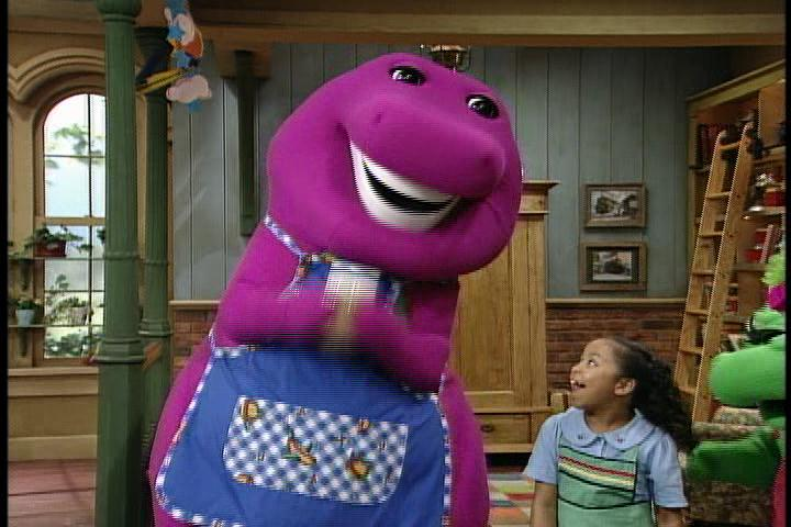 The Pudding Song Barney Wiki