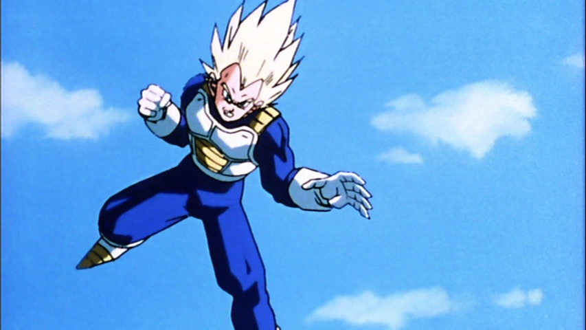 Future Vegeta - Dragon Ball Wiki