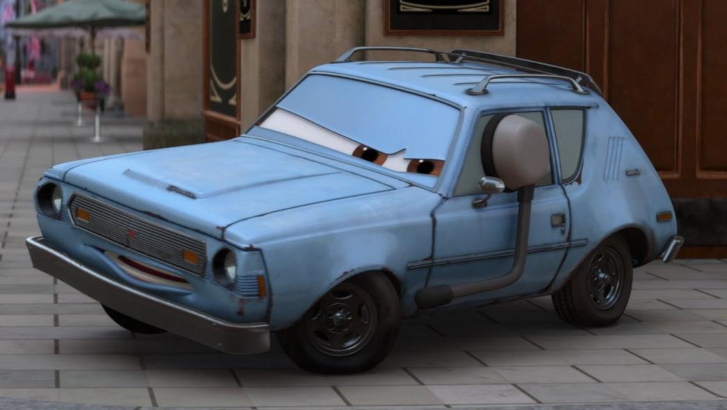 Cars  Oliver Gremlin