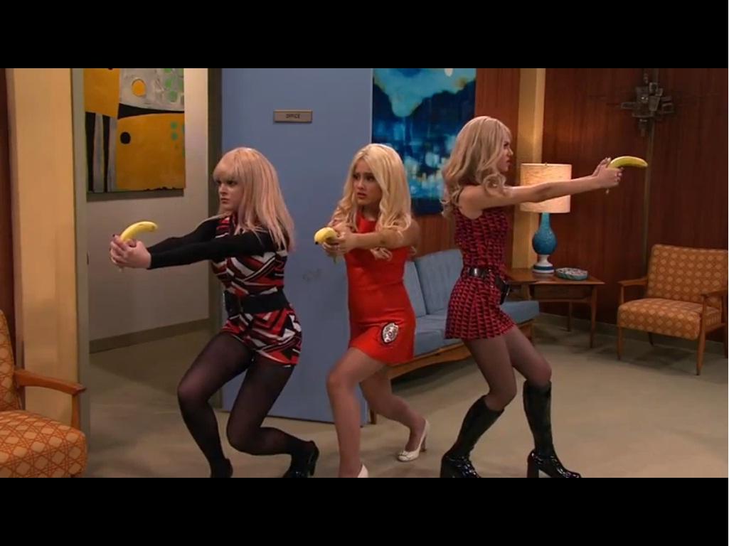 The Blonde Squad 43