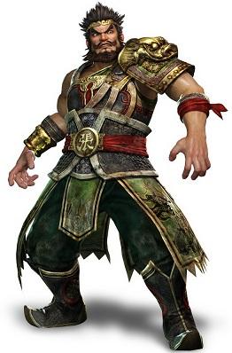 Zhang Fei  Zhang Fei Dynasty Warriors 8