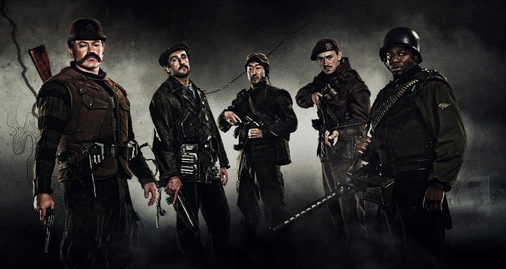 COMMANDOS 26 ENERO CQB GEDAT Howling_Commandos_01