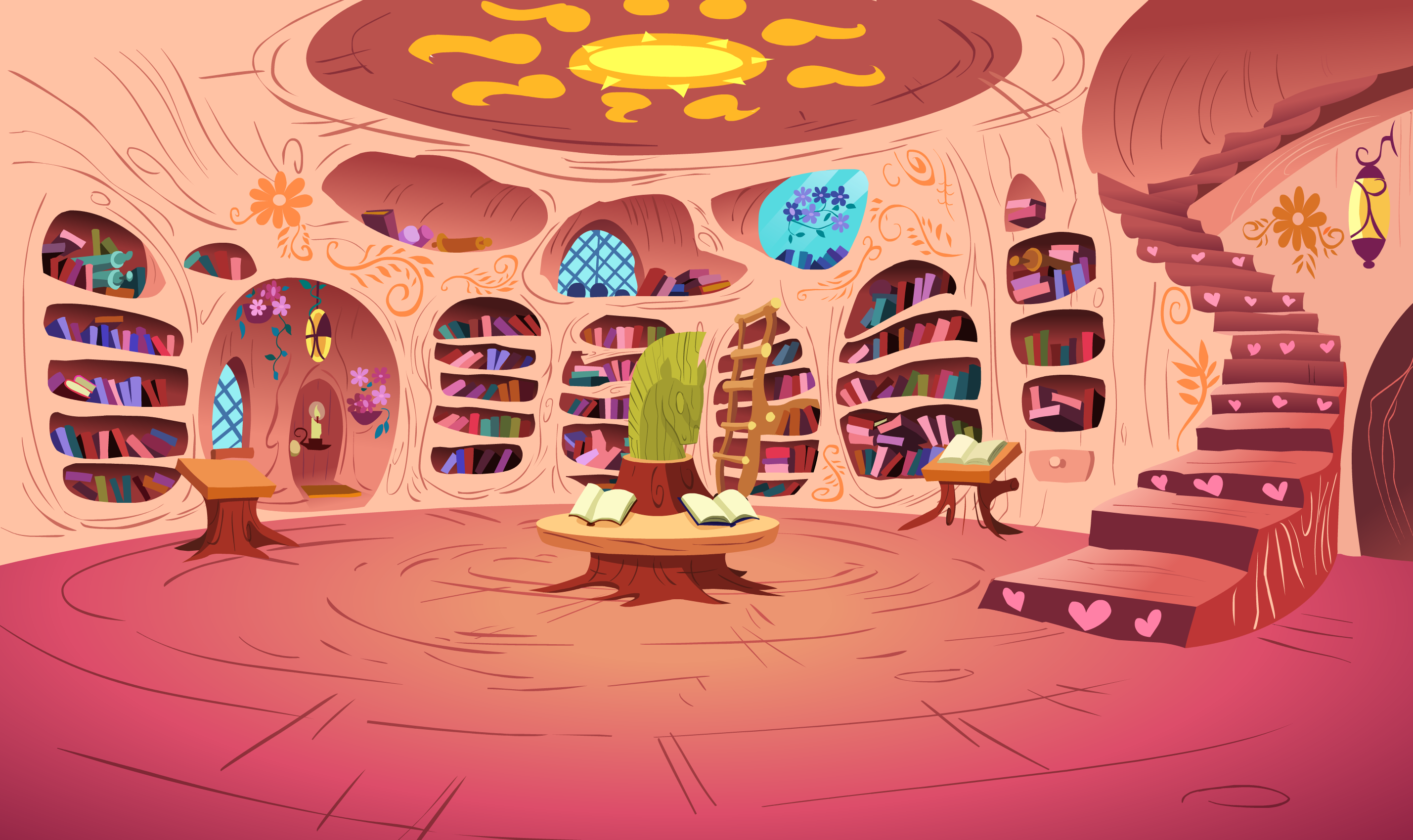 my magic library by - photo #39