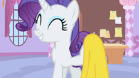 Rarity in gold silk S1E17