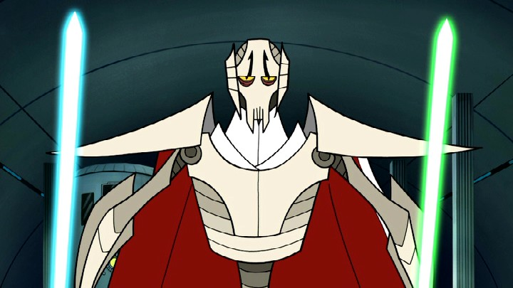 In the final stages of the Clone Wars, Grievous orchestrated a daring