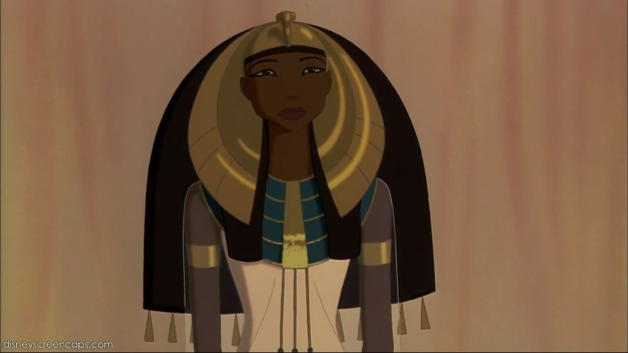 prince of egypt moses and rameses relationship