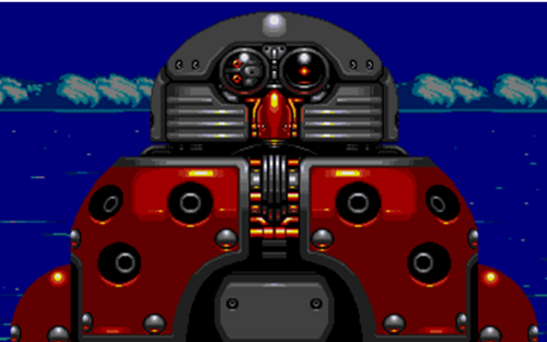 "Dr. Eggman's Giant Robot - The ""Dimension"" Saga Wiki"