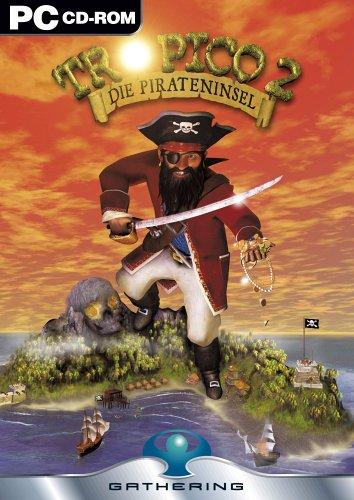 Tropico 2 Deutsche  Texte, Untertitel, Menüs Cover