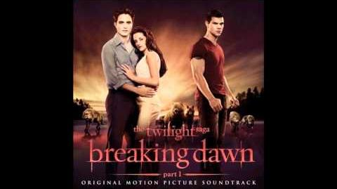The Twilight Saga Breaking Dawn Part 1 Soundtrack 04.Turning Page - Sleeping At Last
